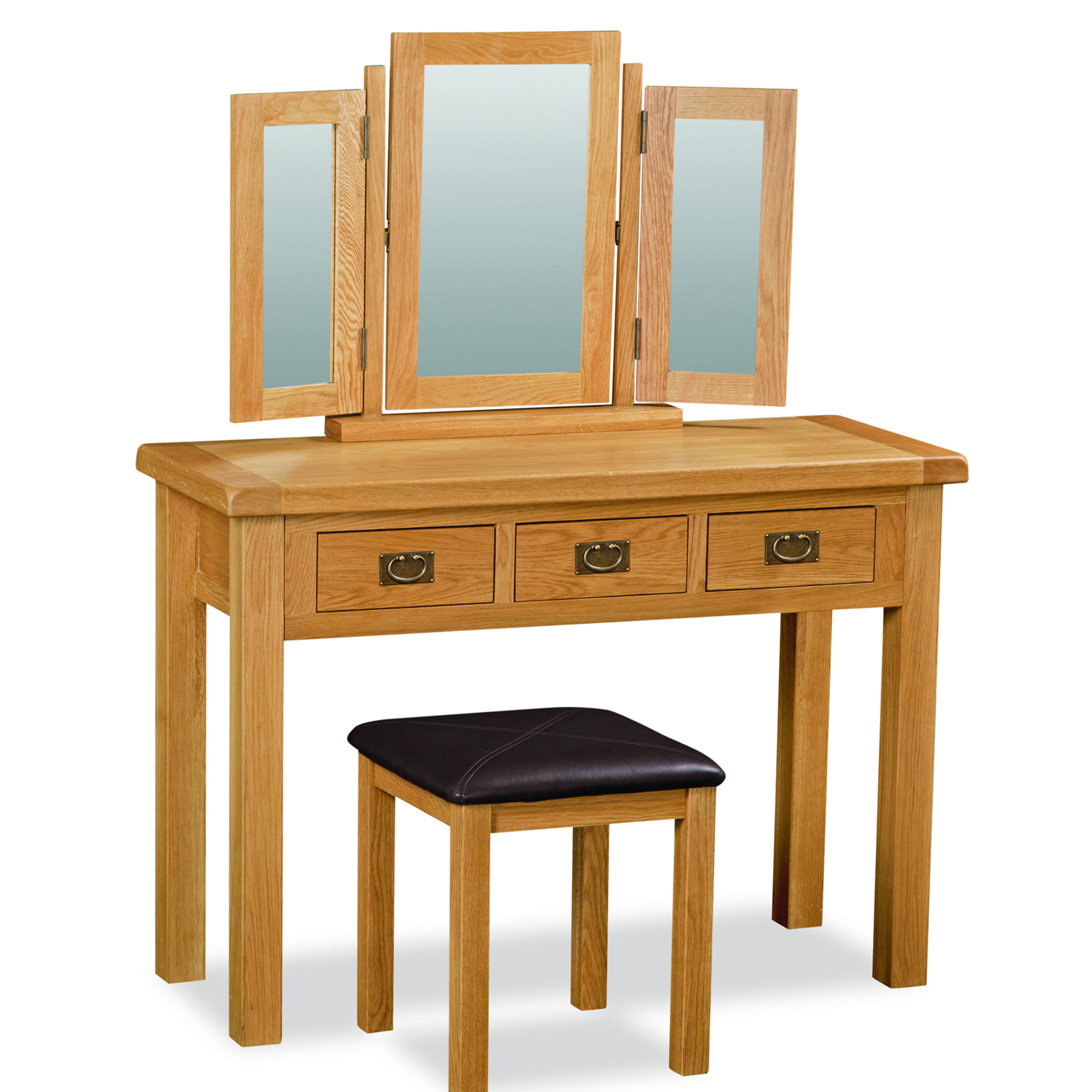 Bergerac wide dressing table desire furnishings for Wide dressing table
